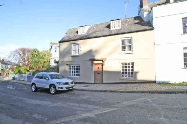 Thumbnail End terrace house for sale in 66 Fore Street Plympton St Maurice, Plymouth, Devon