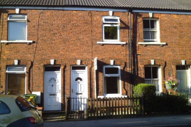 Thumbnail Terraced house to rent in Morton Lane, Beverley