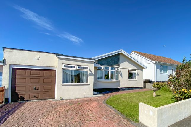 Thumbnail Detached bungalow for sale in Acland Close, Bude