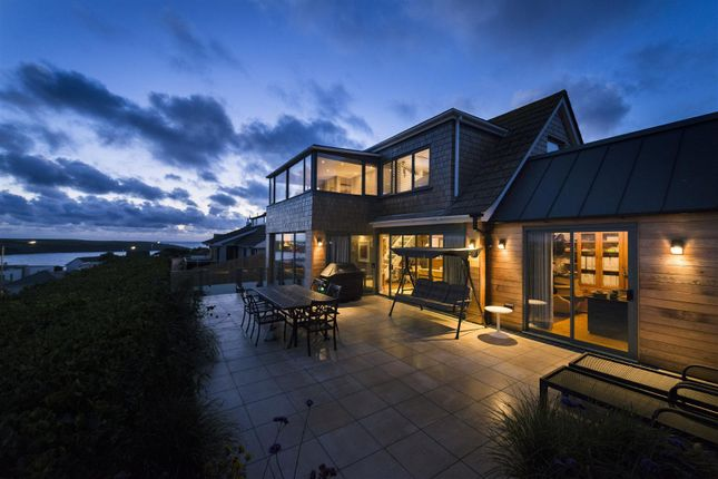 Thumbnail Detached house for sale in Riverside Crescent, Newquay