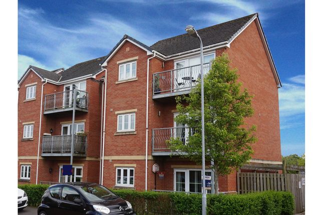 Thumbnail Flat for sale in Tatham Road, Cardiff