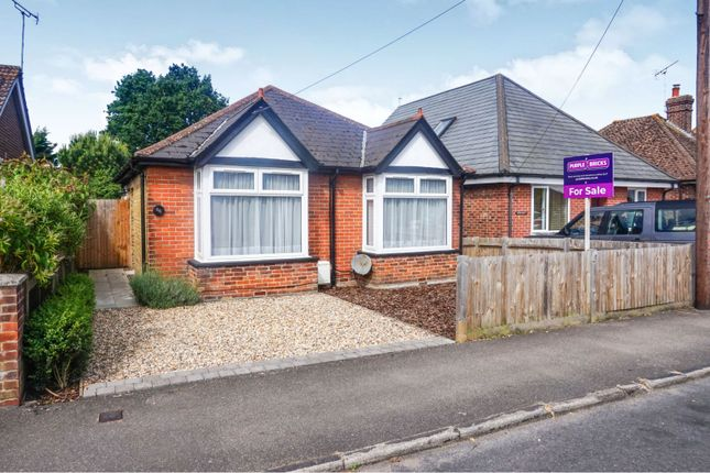 Thumbnail Detached bungalow for sale in Mead Road, Ashford