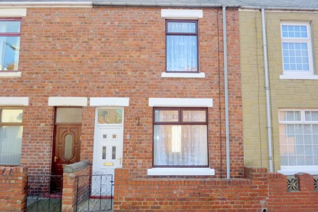 Thumbnail Terraced house for sale in Arthur Terrace, Bishop Auckland