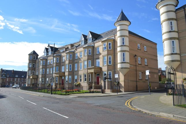Thumbnail Flat to rent in East Street, Tynemouth