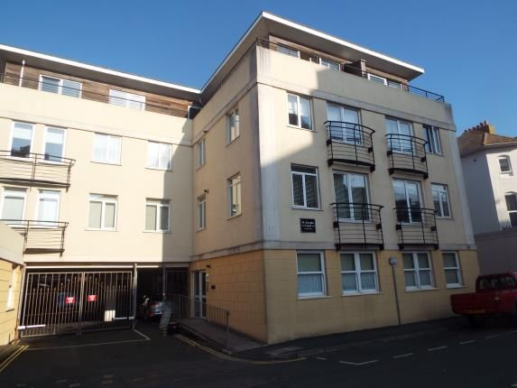 Thumbnail Flat for sale in Carlton Place, Teignmouth, Devon