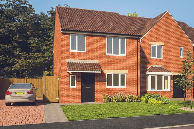 Thumbnail Detached house for sale in Olivier Close, Burnham-On-Sea