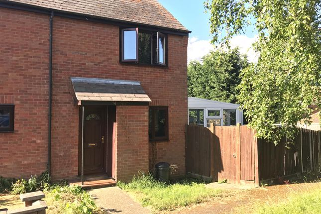 Thumbnail End terrace house for sale in Hilton Close, Manningtree