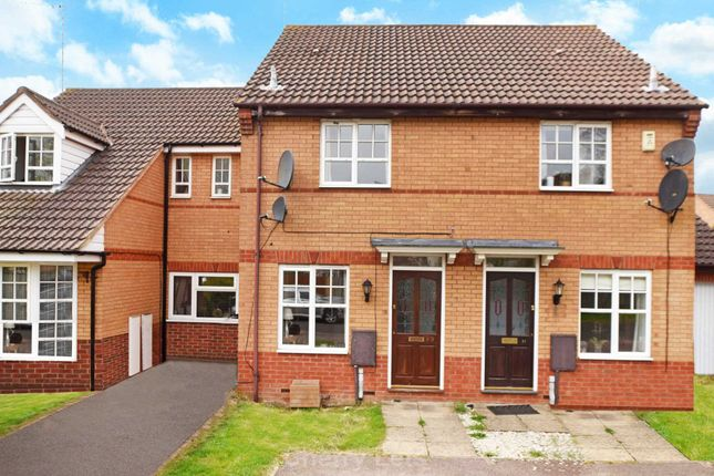 Thumbnail Semi-detached house to rent in Brunswick Place, Banbury