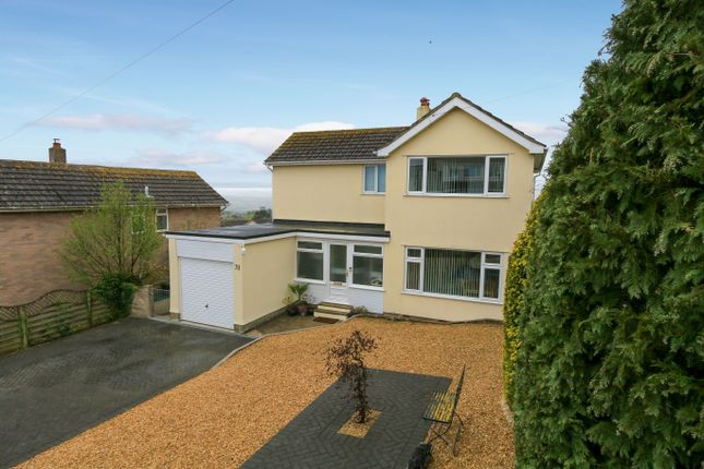 Thumbnail Detached house for sale in Higher Woodway Road, Teignmouth