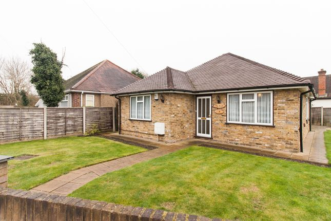 Thumbnail Detached bungalow for sale in Halford Road, Ickenham