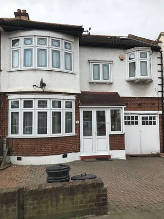 Thumbnail End terrace house to rent in Wanstead Park Road, Redbridge, Ilford