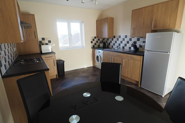 Thumbnail Flat to rent in Ha'penny Bridge Way, Victoria Dock, Hull