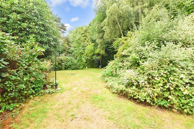 Thumbnail Detached bungalow for sale in Ongar Road, Pilgrims Hatch, Brentwood, Essex