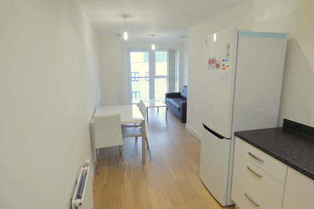 Thumbnail Flat to rent in Salisbury Road, Southall, West London