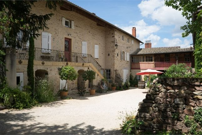 Thumbnail Property for sale in Bourgogne, Saône-Et-Loire, Macon