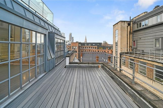 Thumbnail Office to let in East One Building, 3rd Floor 20-22 Commercial Street, Spitalfields, London