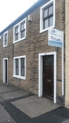 Thumbnail Terraced house to rent in Clayton Road, Bradford, Lidget Green