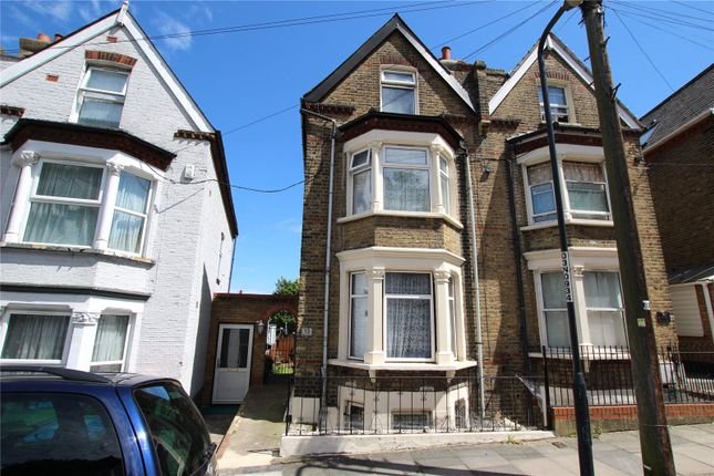 Thumbnail Semi-detached house for sale in Manthorpe Road, Plumstead