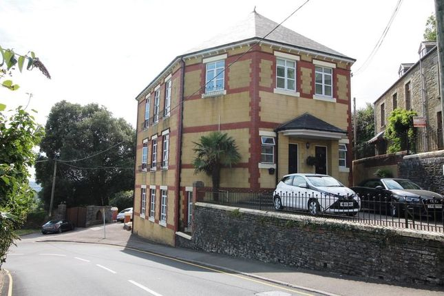 Thumbnail Flat for sale in High Street, Llantrisant, Pontyclun