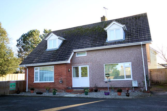 4 bed detached house for sale in Pendre Gardens, Tywyn, Gwynedd