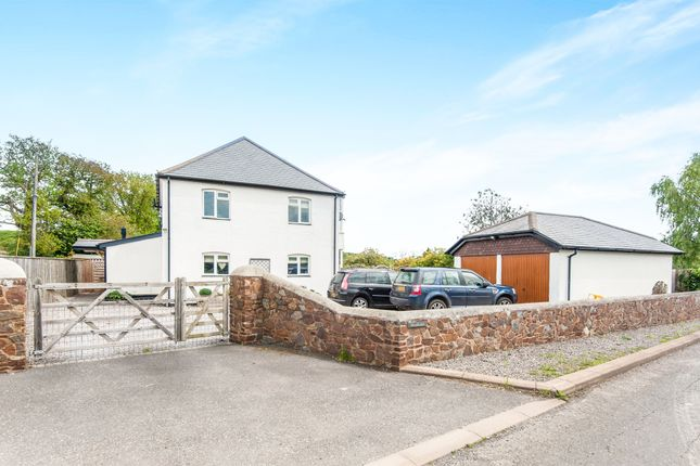 Thumbnail Detached house for sale in Woodlands, Tedburn St. Mary, Exeter