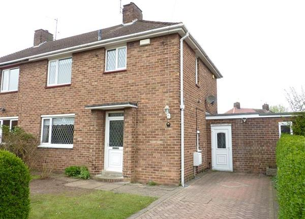 Thumbnail Semi-detached house for sale in Saltburn Grove, Grimsby
