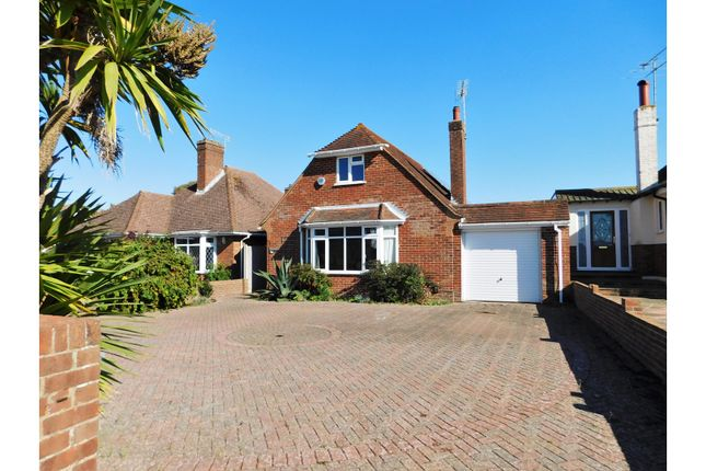 Thumbnail Detached bungalow for sale in Compton Avenue, Goring By Sea