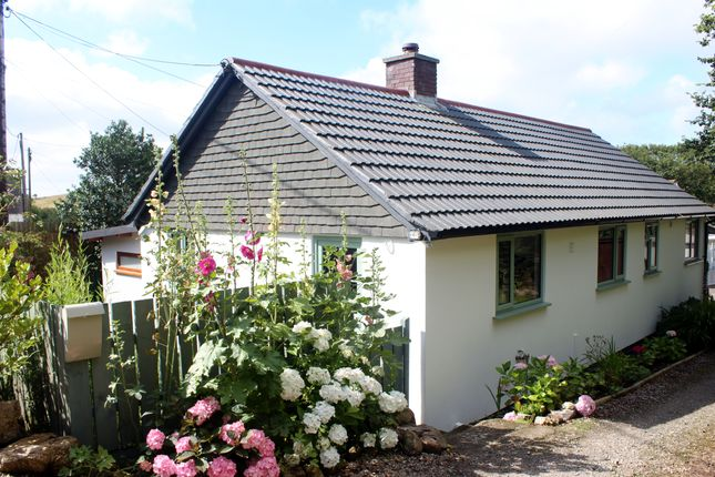 3 bed detached bungalow for sale in Porthcurno, St Levan