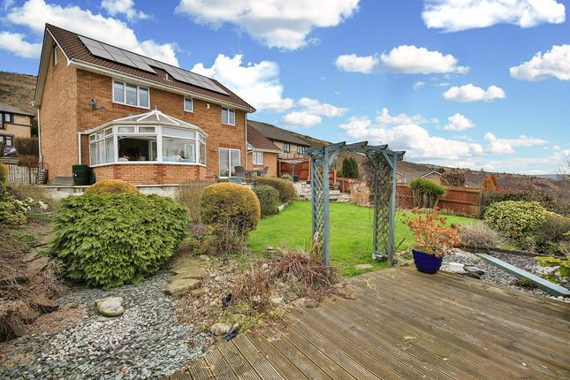 Thumbnail Detached house for sale in Ffordd Las, Abertridwr, Caerphilly