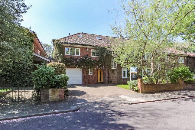 Thumbnail Semi-detached house for sale in Glastonbury Grove, Jesmond