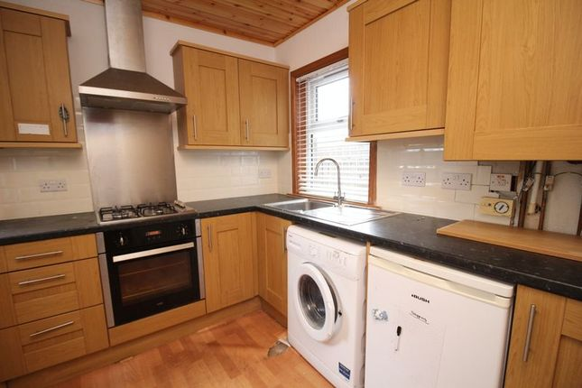 Kitchen of Gladstone Street, Leven KY8