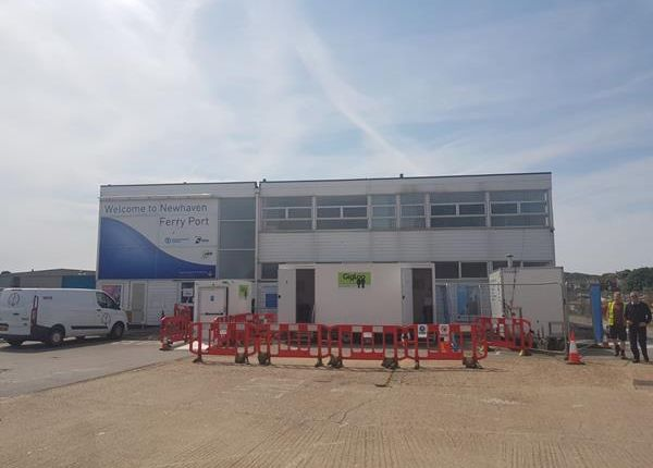 Office to let in Newhaven Ferry Terminal Building, Railway Approach, Newhaven, East Sussex
