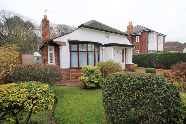 Thumbnail Bungalow for sale in Sandacre Road, Manchester
