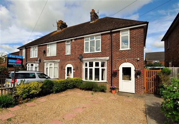 3 bed end terrace house for sale in Canterbury Road, Willesborough, Ashford