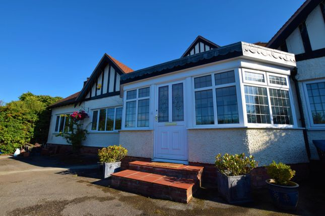 Front of Milner Road, Heswall, Wirral CH60