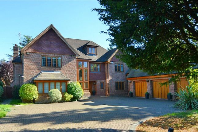 Thumbnail Detached house for sale in Windsor Road, Gerrards Cross