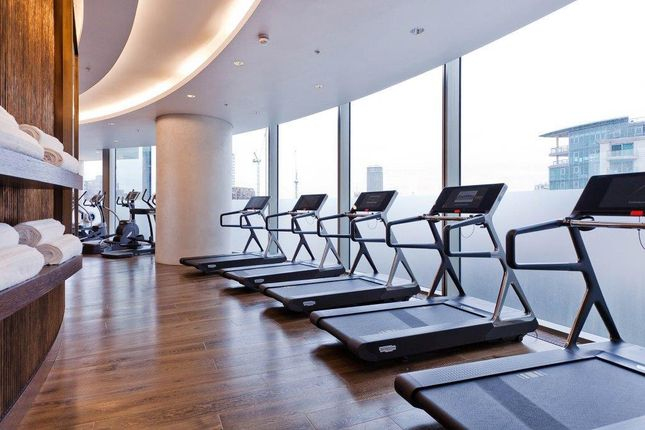 Gym 8 of One St George Wharf, Nine Elms, London SW8