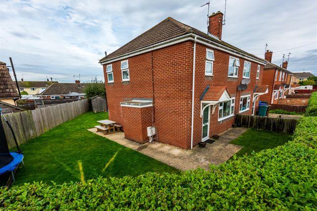 Semi-detached house for sale in Meridian Road, Fishtoft, Boston