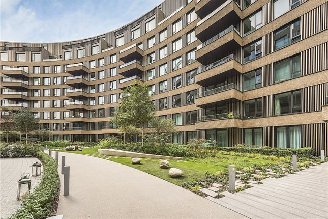 Thumbnail Flat for sale in Television Center, The Crescent, 89 Wood Lane, London