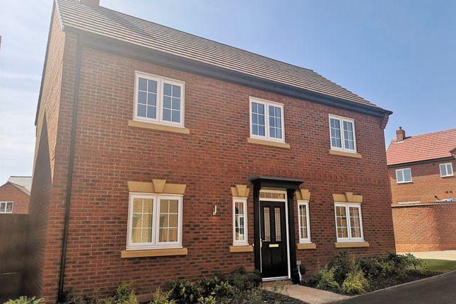 Thumbnail Detached house for sale in Copcut Lane, Copcut, Droitwich