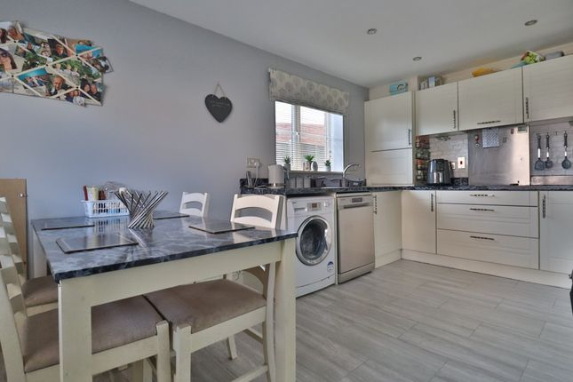 4 bed semi-detached house for sale in Prince William Way, Diss IP22