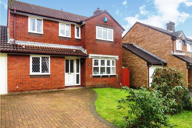 Thumbnail Property to rent in Barton Close, Plympton, Plymouth