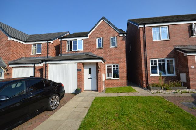 Thumbnail Detached house for sale in Links Crescent, Seascale, Cumbria