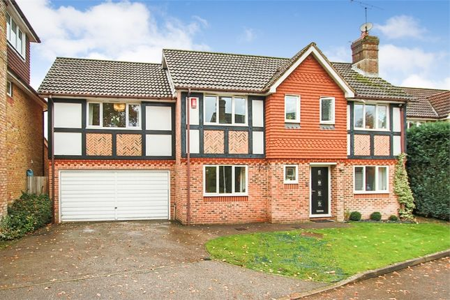 Detached house for sale in Baldwins Field, East Grinstead, West Sussex