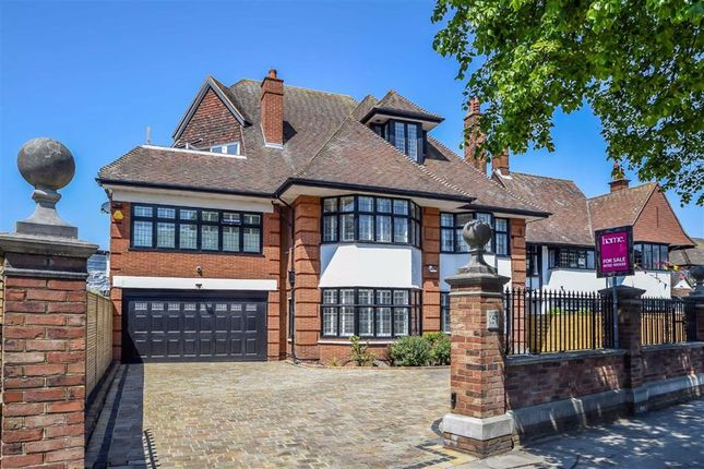 Thumbnail Detached house for sale in Chalkwell Avenue, Westcliff-On-Sea, Essex
