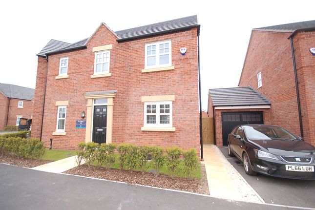 Thumbnail Semi-detached house for sale in Unsworth Way, Heyhouses Lane, Lytham St Annes