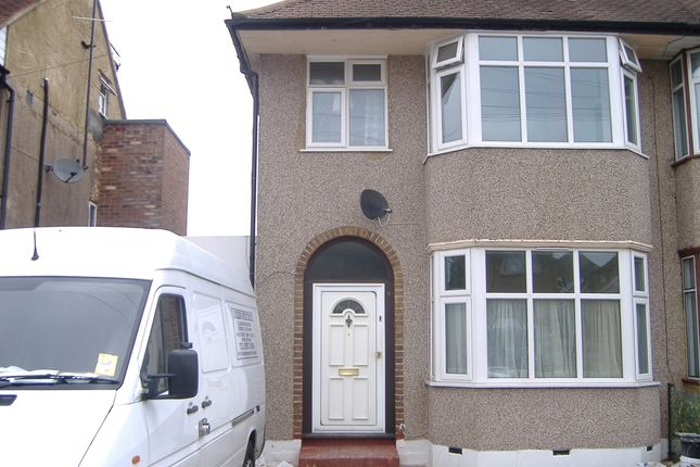 Thumbnail Semi-detached house to rent in Towers Road, Southall