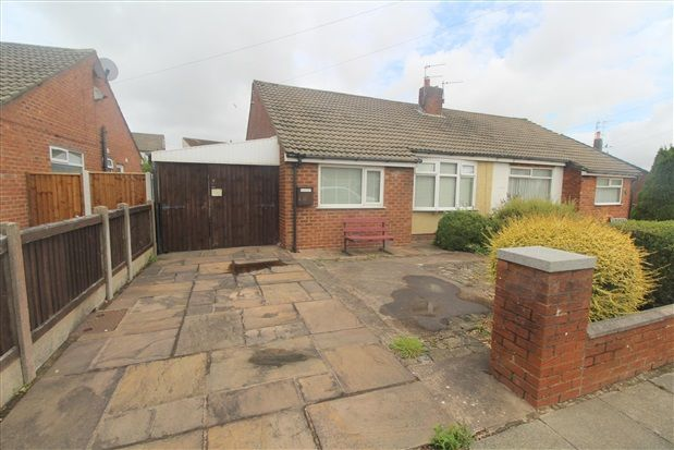 Thumbnail Bungalow for sale in Fernwood Avenue, Thornton Cleveleys