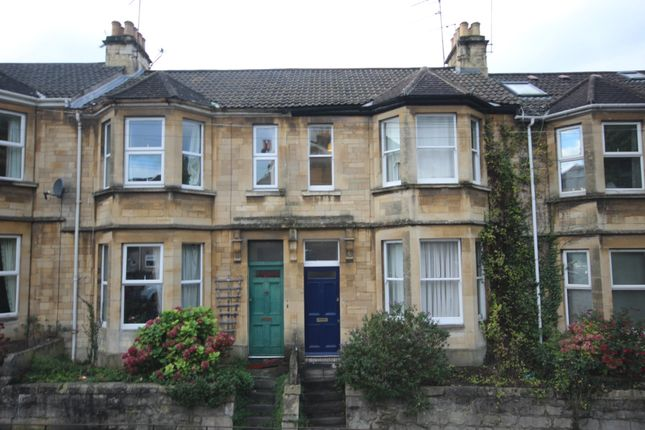 Thumbnail Terraced house to rent in Hayes Place, Bath