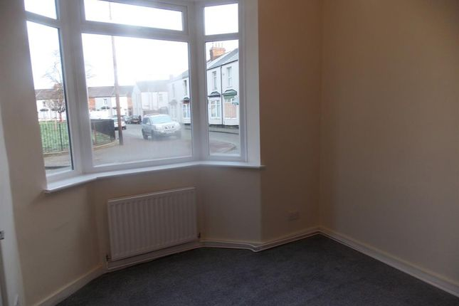 Living Area of Ross Street, Middlesbrough TS1